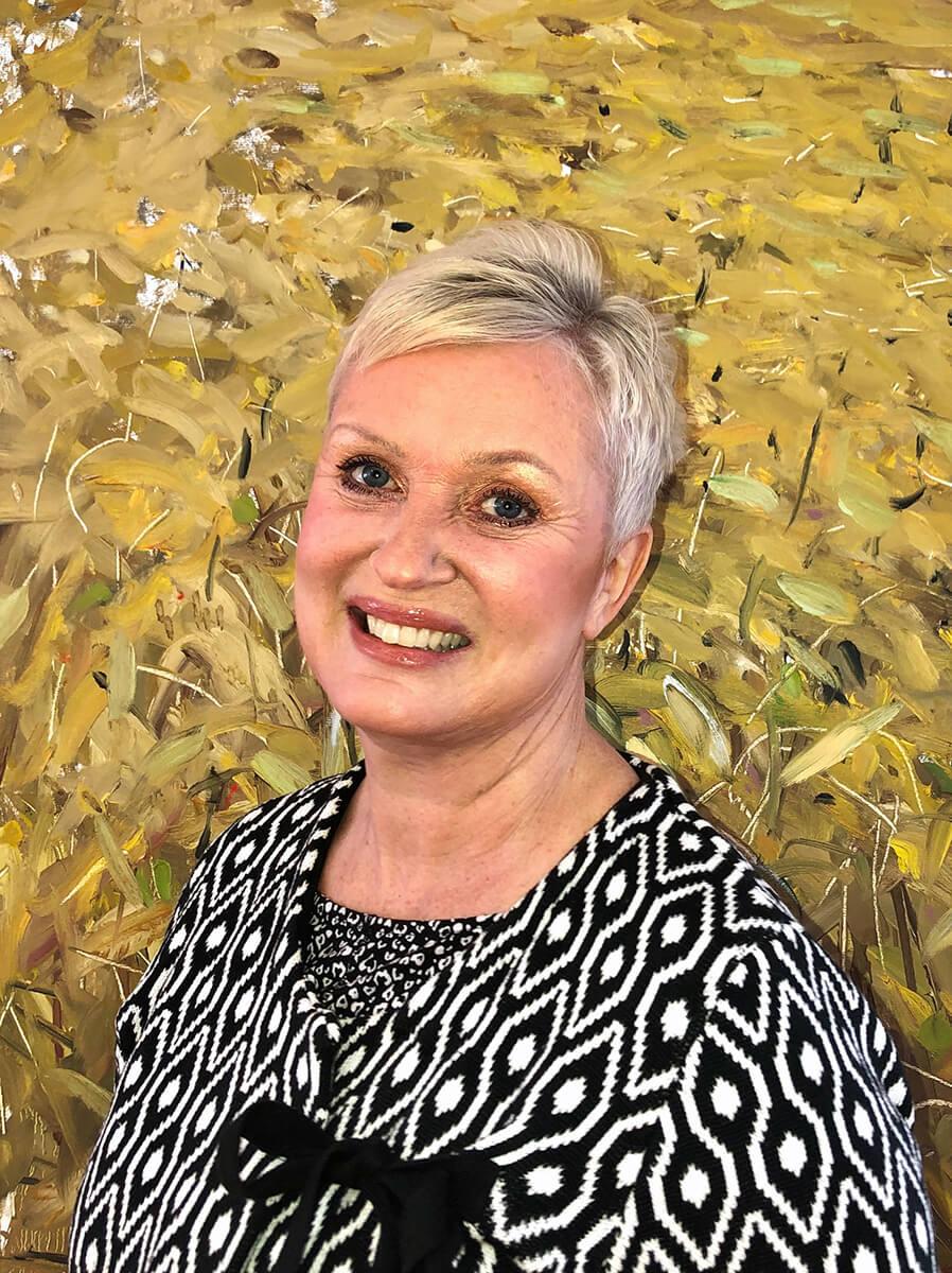 Helene Tingström - VD